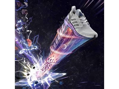 密着フィットで、跳ねまくる。ISS米国国立研究所の協力を得た、宇宙インスパイアモデル「ULTRABOOST 20」12月6日発売開始