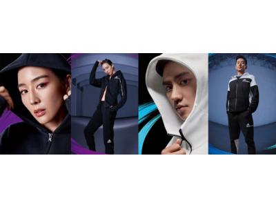ブレない自分を身にまとえ。世の中が大きく変わる今こそ、自分らしくいるために2020年秋冬モデル「adidas Z.N.E. HOODIE」が9月12日(土)より発売開始