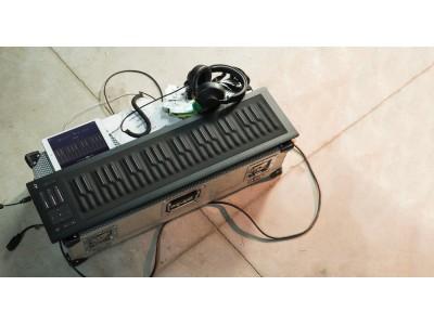"""まるで""""フレットレス""""鍵盤!? ROLI Seaboard 再上陸!6/13(木) メディアインテグレーションによるROLI製品取り扱い開始。"""