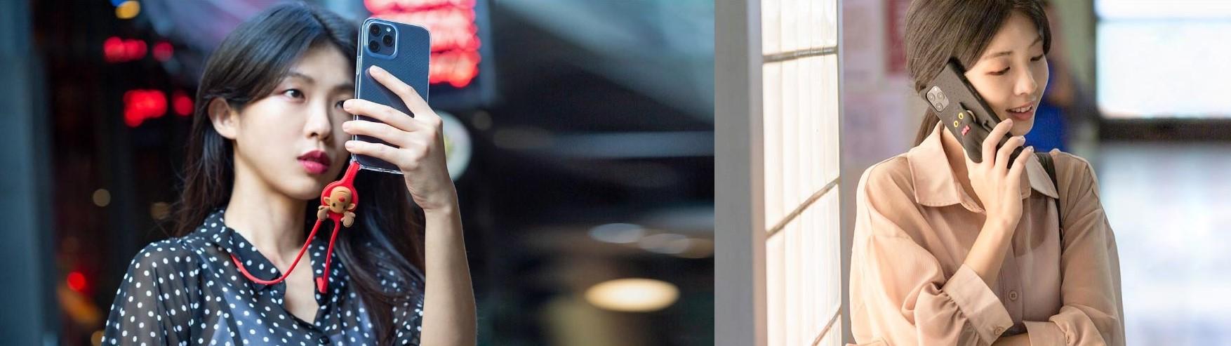 Bone新発売:対照的な個性が魅力のiPhone12シリーズ専用スマホケースがBoneから同時発売!クリアでスタイリッシュに魅せる?ビッグキャラチャームでポップに護る?
