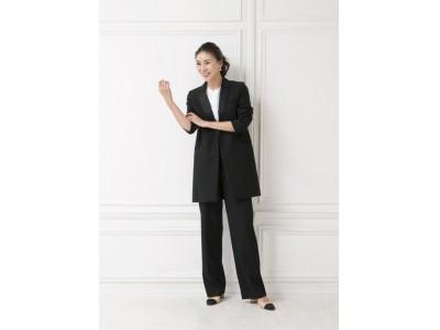 パーソナルスタイリスト 大日方久美子さん× STORYコラボレーション  美脚パンツを発売