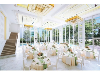 全国に「ララシャンス」を展開するアイ・ケイ・ケイ株式会社が、結婚式場業におけるリサーチで3部門No.1を獲得!!(日本マーケティングリサーチ機構調べ)