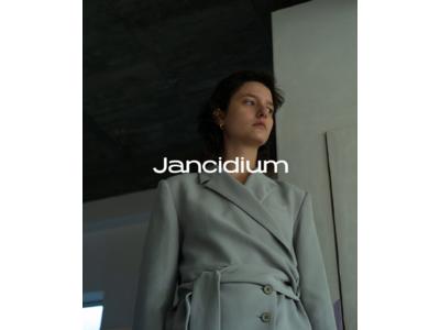 遊び心のあるリアルクローズと上質で特別な一着が揃うブランド『Jancidium』がローンチ。