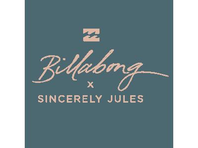 ビラボンはシンシアリージュールズとのコラボレーションコレクションを2019年3月にローンチします。