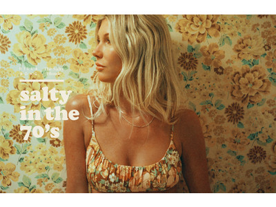 BILLABONGが世界的に活躍するライフスタイルインフルエンサー''The Salty Blonde''との第二弾コラボレーションをリリース