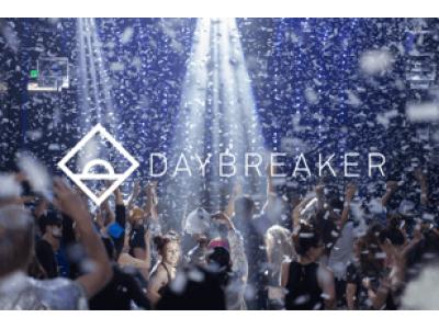 モバイルバッテリーシェアリング「ChargeSPOT」、朝のグローバルダンスムーブメントのDAYBREAKERのパートナーとして3月31日にヨガ・ダンスパーティー開催!
