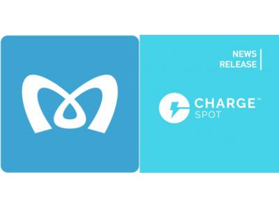 スマホ充電器レンタル「ChargeSPOT」東京メトロ駅構内に導入決定!有楽町駅設置をスタートに、2月6日から順次展開開始