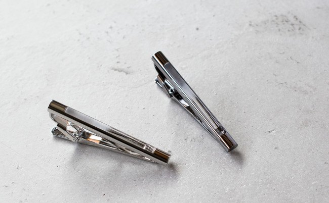 デザインを透過するネクタイピン~ガラスロッドピンが登場~|メンズ雑貨店TAVARAT(タバラット)