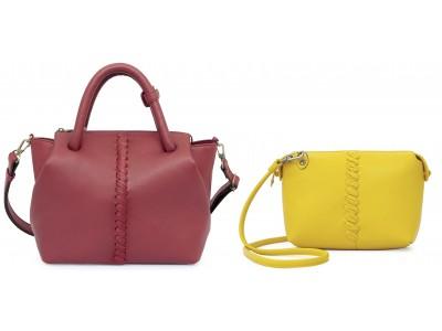 メイクアップがテーマ。秋を彩る個性豊かなバッグが発売