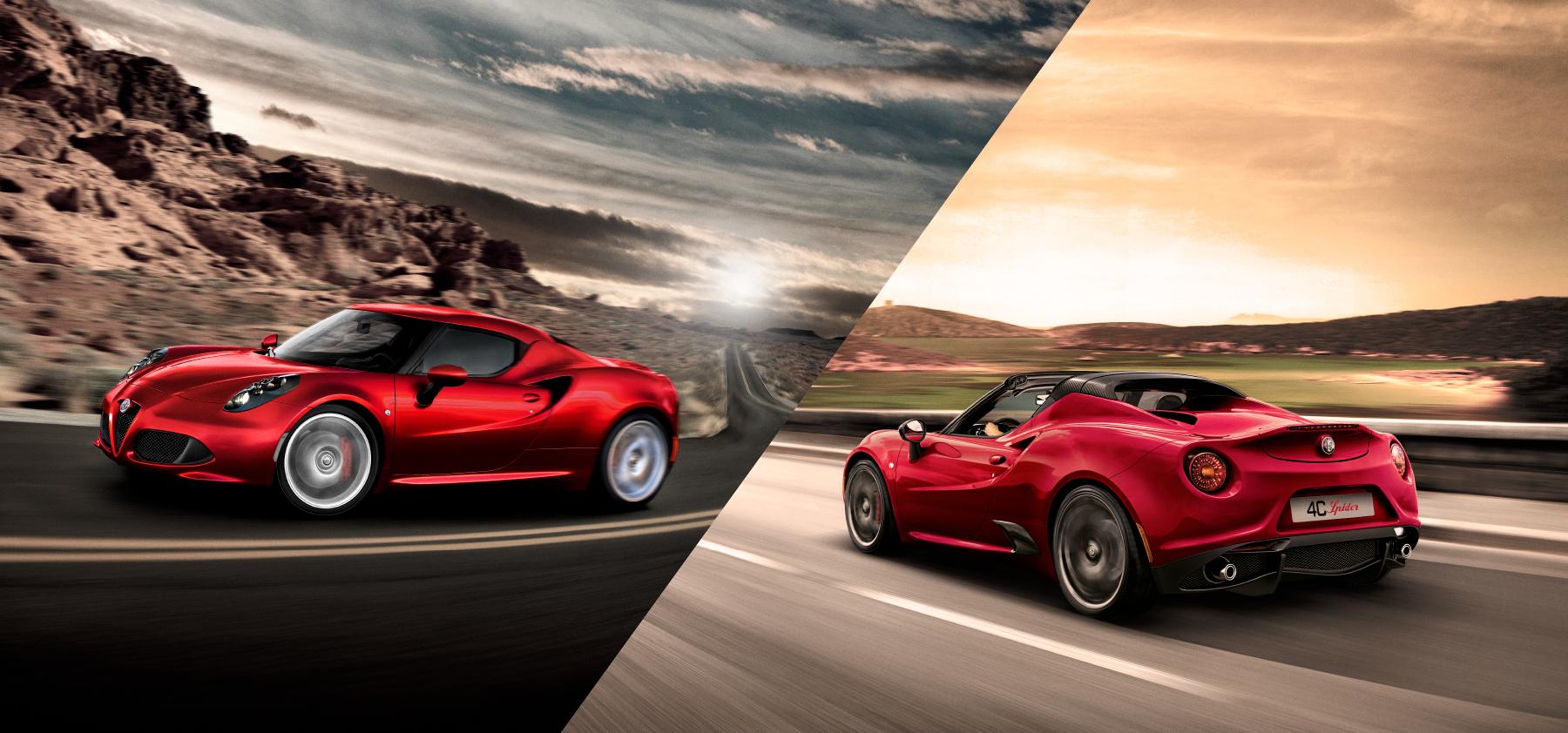 『さらば、4C』 Alfa Romeo 4C/4C Spider最終受注とその…