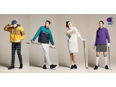 ―オーセンティックアメリカンアスレチックウェア チャンピオンー2020 Fall & Winter新作ゴルフウェア