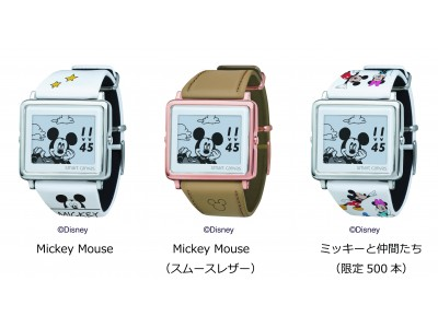 8df1f906fc Smart Canvas『MICKEY & Friends』3モデルを新発売! - Character JAPAN