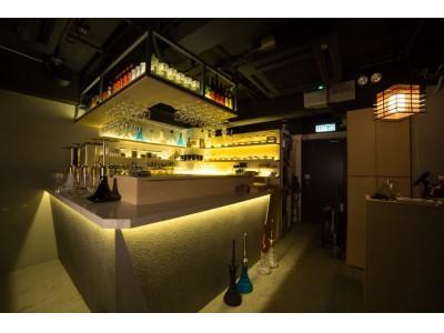 【日本酒 × シーシャ】日本酒ブランド「the Sakeraku. 」が香港の「AWA TEASHA LOUNGE」とコラボレーション