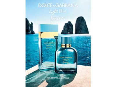 〈ドルチェ&ガッバーナ〉のブランドを象徴する、永遠の愛の精神を表現したフレグランスが2021年6月2日(水)発売