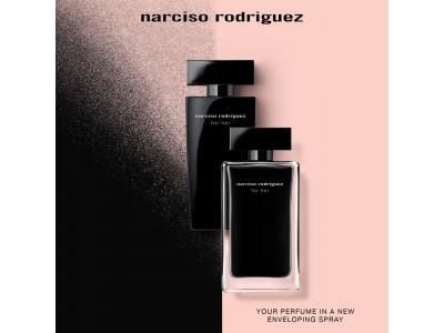 「ナルシソ ロドリゲス パルファム」より、 2019年6月5日(水)、ブランドのアイコニックな4種の香りが、新ボトルで数量限定で登場します。