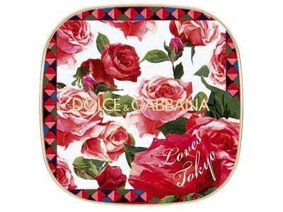 愛と情熱の象徴、バラに込められたドルチェ&ガッバーナ ビューティからのラブレター。限定品「ラブコレクター」と夏限定のマヨルカ柄キャップが7月23日(木)全国限定発売