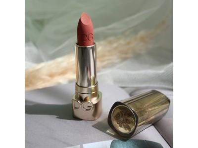 イタリアンジェラートのフレーバーをイメージした秋色リップを美容インフルエンサーがレポート! 9/22(水)発売のマットリップ。<ドルチェ&ガッバーナ ビューティ>#ドルガバコスメ