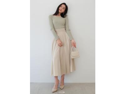 全女性の美しさを最大限に引き出すファッションブランドAMBIENT公式モデルにAKARIが就任!!
