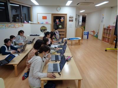 幼保連携型認定こども園 追手門学院幼稚園、関西の幼稚園初!電子図書館を導入