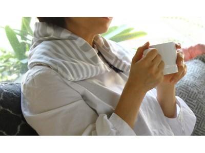 頭痛、肩こり、腹痛、不眠…現代人のプチ不調を麦の力で癒やす!スウェーデンの自然療法から生まれたKLIPPAN麦の温冷ネックピローに新柄ストライプス登場