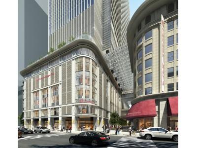 2018年9月25日(火)に新館・本館ガレリアがオープン4館体制の新・都市型ショッピングセンター「日本橋高島屋S.C.」が誕生
