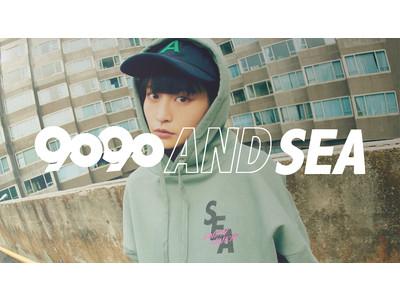 yutoriが展開する古着MIXテイストのストリートブランド『9090』、『WIND AND SEA』とのコラボレーションが決定!2月27日より販売開始