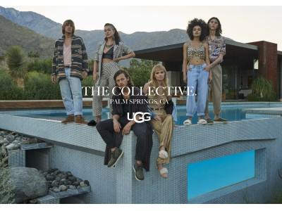 UGG、2019春夏キャンペーンのアグ・コレクティブを発表