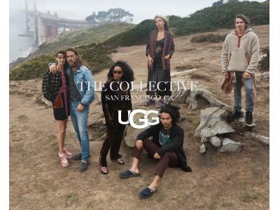 UGG、2019秋冬キャンペーンのアグ・コレクティブを発表