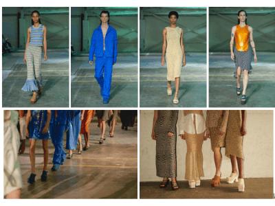 UGG   ECKHAUS LATTAがニューヨークファッションウィークで2020春夏コラボレーションを発表