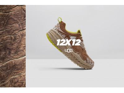 UGG 12X12コレクション第三弾 CA805 X Cedar Sneaker発売