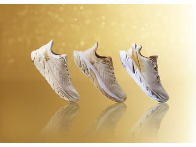 HOKA ONE ONE が人気モデルをゴールドで彩ったスペシャルコレクション「GOLD PACK」を10月1日より発売!