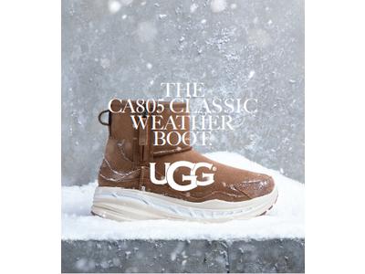 UGGからコールドウエザーブーツ コレクション最新作、CA805 Classic Weather登場!