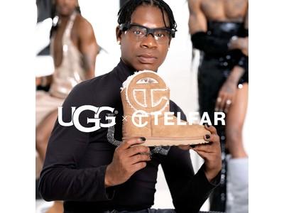 UGG X TELFAR コラボレーション、待望のオンライン販売開始!