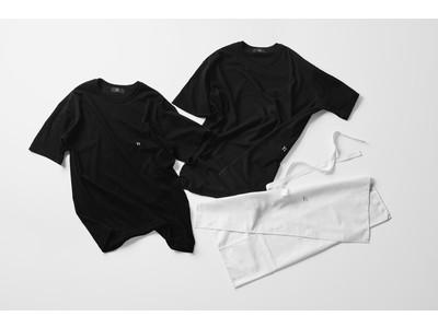 Y's、ラウンジウェアコレクションとして2枚組のTシャツシリーズを展開