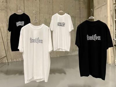 LIMI feu オンラインストア限定ユニセックスTシャツ第2弾を7月16日金曜日に発売