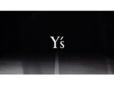 Y's、2022春夏コレクションを10月5日午後9時に発表