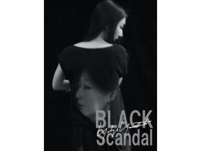 BLACK Scandal Yohji Yamamoto x SUZUME UCHIDA Collaboration POP UP SHOP 11月13日~19日 開催