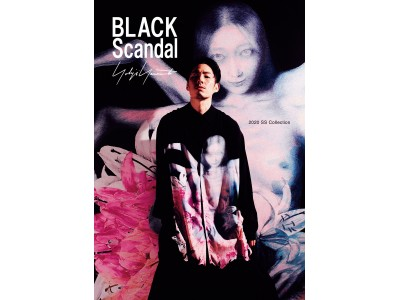 BLACK Scandal Yohji Yamamoto 2020SS Collection 12月6日より全国のヨウジヤマモトオム店舗にて展開スタート