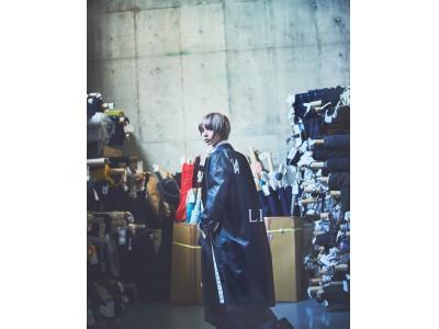 「LIMI feu」×「WIND AND SEA」のコラボレーションコレクションを3月25日(水)より伊勢丹新宿店にて先行発売