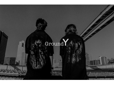 Ground Y × Devilman THE SHOP YOHJI YAMAMOTO Limited Collection ー原作漫画『デビルマン』とのコラボレートアイテムを4/24(金)に発売―