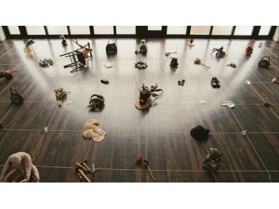 KAYO NAKAMURA by Y's、テキスタイル彫刻家アン-ヴァレリー・デュポン氏とのカプセルコレクションを発表
