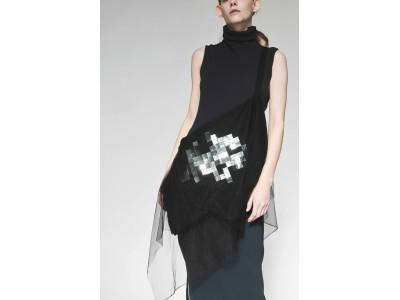 discord Yohji Yamamoto、GINZA SIX店限定のDrapeコレクションを展開