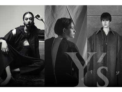 Y's、「by Y's」の期間限定ストアを伊勢丹新宿店にオープン