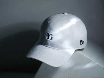 Y's、ニューエラとの限定コラボレート・キャップを11月19日木曜日に発売