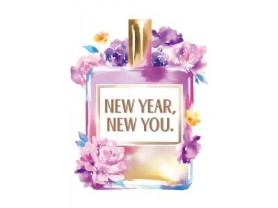 2019年、あなたを輝かせる香りは?PLAZAフレグランスプロモーション開催。