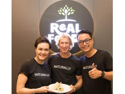 【デュシット インターナショナル】世界的なヘルシーレストランチェーンKauaiを「Real Foods(リアルフーズ)」の店名で東南アジアに初出店