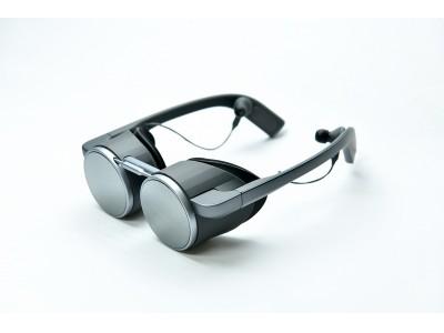 世界初HDR対応の眼鏡型VRグラスを開発