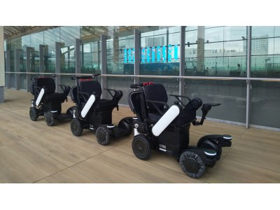 高輪ゲートウェイ駅(通常非公開エリア)で自動追従ロボットによる移動サービス実証実験を実施