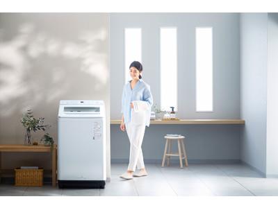 全自動洗濯機 NA-FA120V5/NA-FA110K5を発売