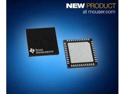 マウザー、BAW共振器を内蔵した、TI社製超低ジッタLMK05318クロックの取り扱いを開始